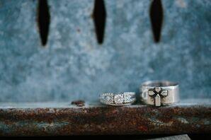 Custom-Made Cross Wedding Band
