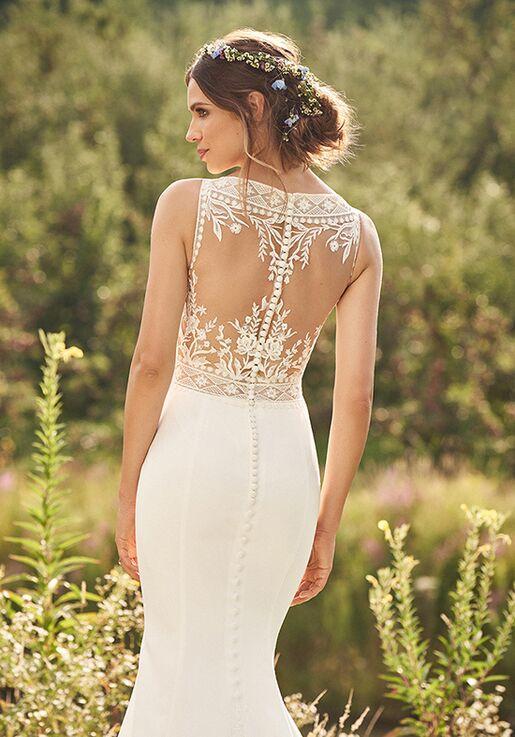 Lillian West 66123 Mermaid Wedding Dress