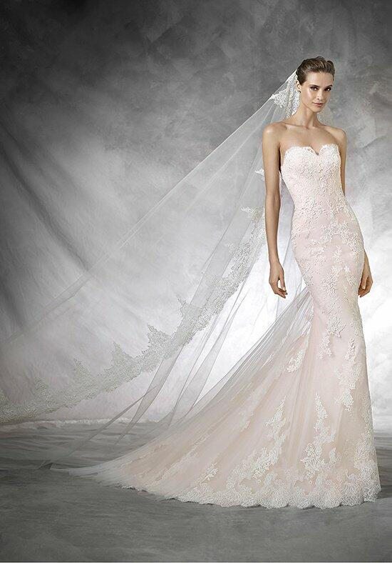 PRONOVIAS TASIEL Wedding Dress photo