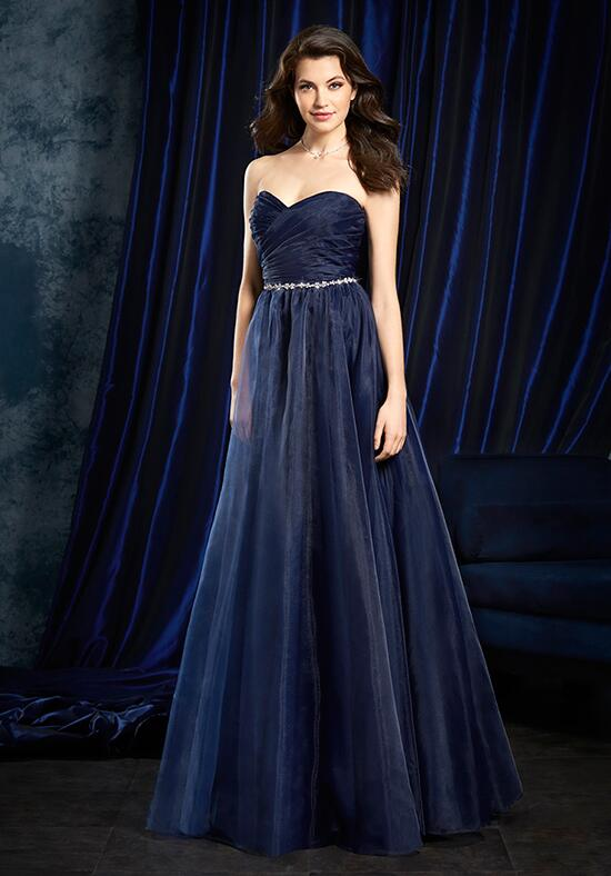 Alfred Angelo Sapphire Bridesmaid Collection 8107L Bridesmaid Dress photo
