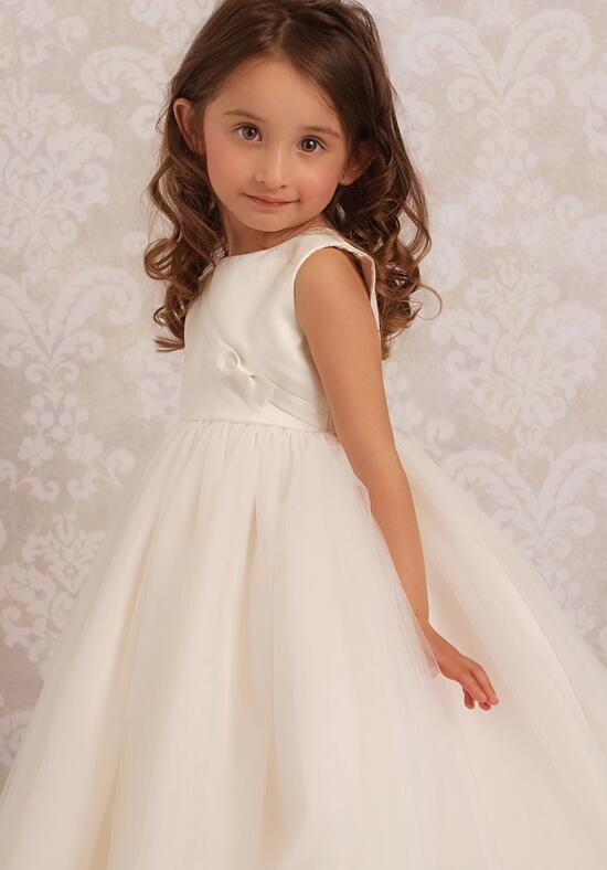 FATTIEPIE Who's the fairest of them all Flower Girl Dress photo