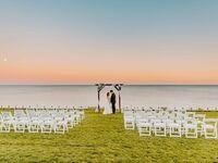 Wedding venue in Dennis Port, Massachusetts.