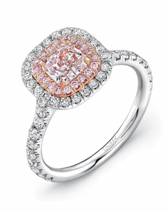 Uneek Fine Jewelry LVS943 Engagement Ring photo
