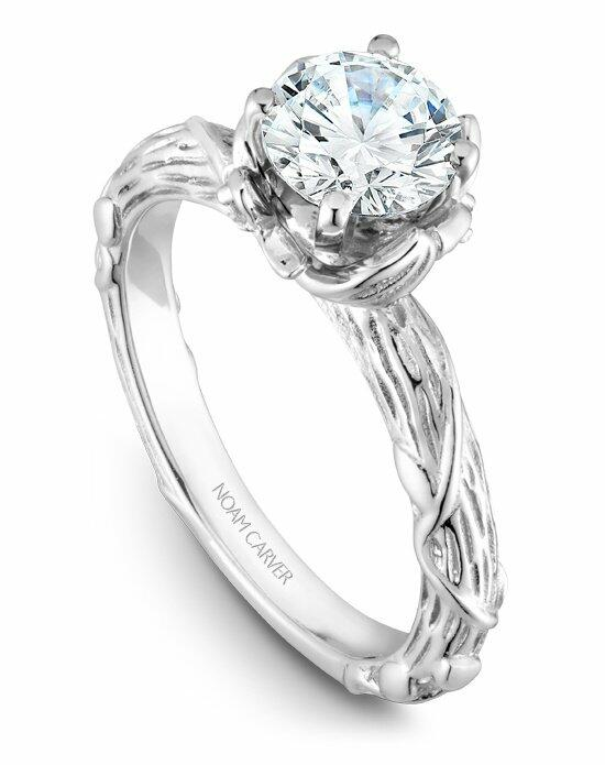 Noam Carver B081-01WS-100A Engagement Ring photo