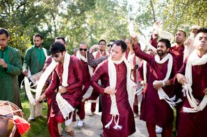 Festive, Traditional Ceremony Processional