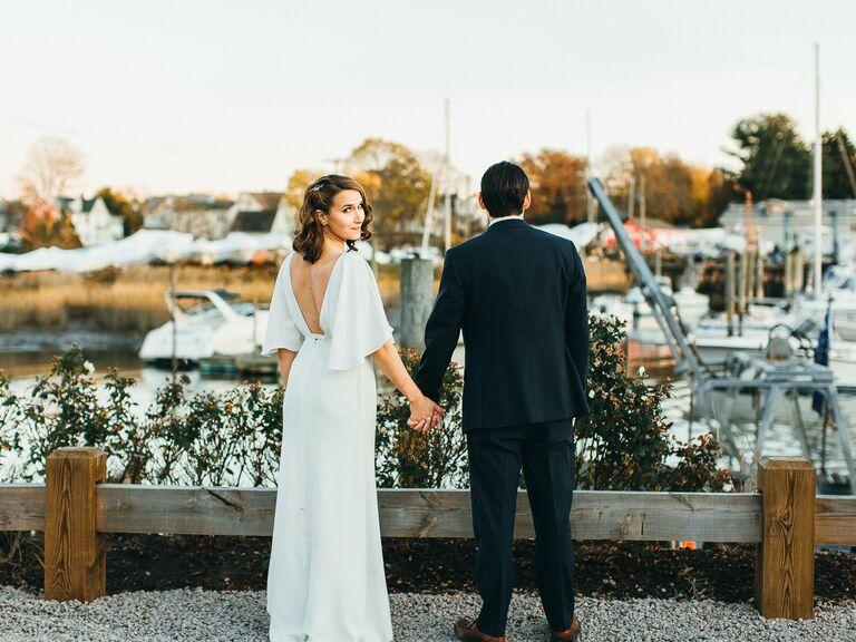 Brewery wedding venue in Branford, Connecticut.