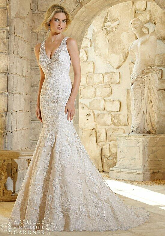 Mori Lee by Madeline Gardner 2786 Wedding Dress photo