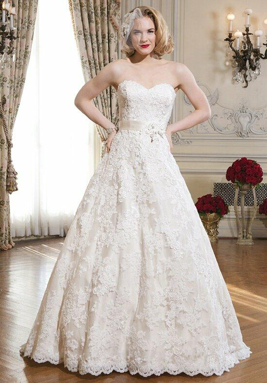 Justin Alexander 8744 Wedding Dress photo
