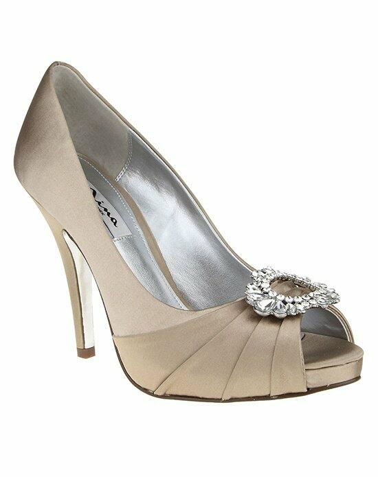 Nina Bridal ELVIRA_CHAMPAGNE Wedding Shoes photo