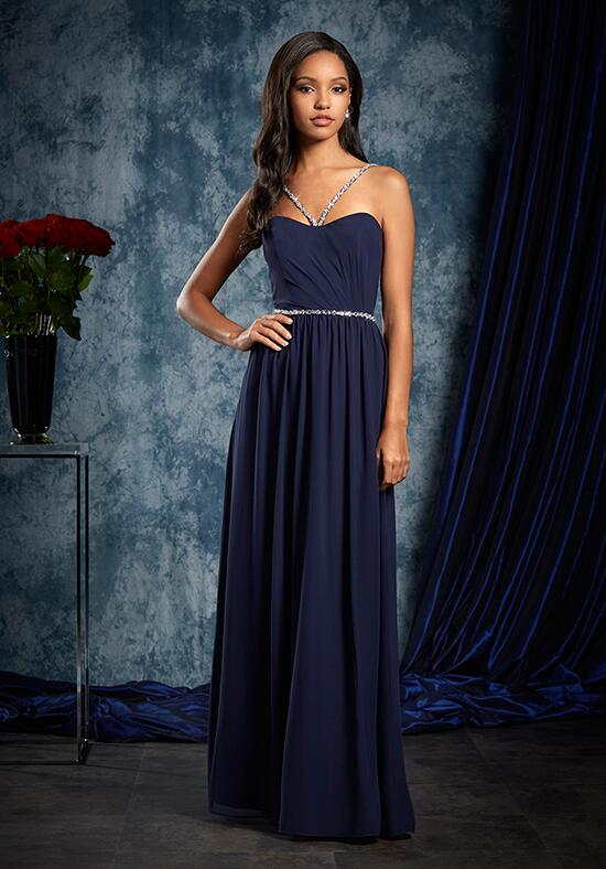 Alfred Angelo Sapphire Bridesmaid Collection 8103L Bridesmaid Dress photo