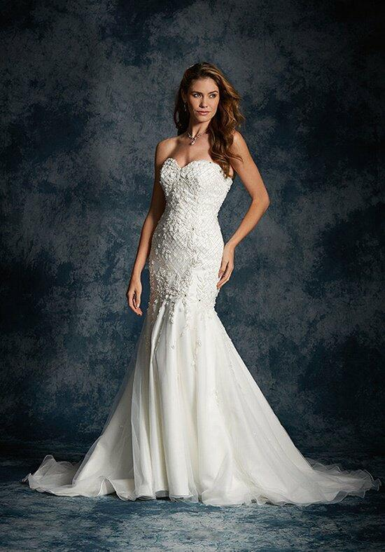 Sapphire by Alfred Angelo 954 Wedding Dress photo