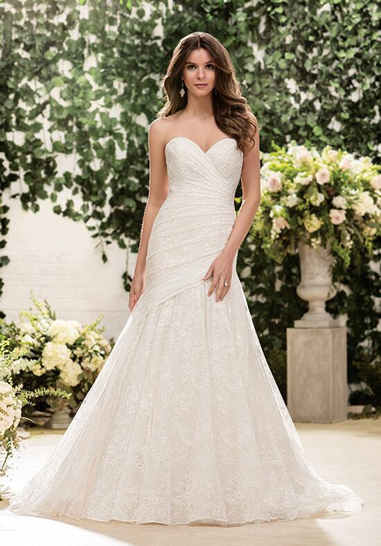Jasmine Collection F181052 Wedding Dress photo