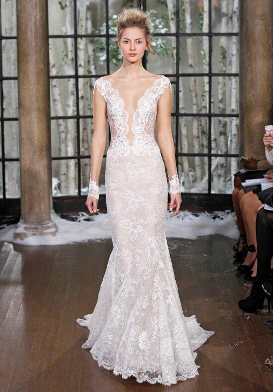 Ines Di Santo Madrid Wedding Dress photo