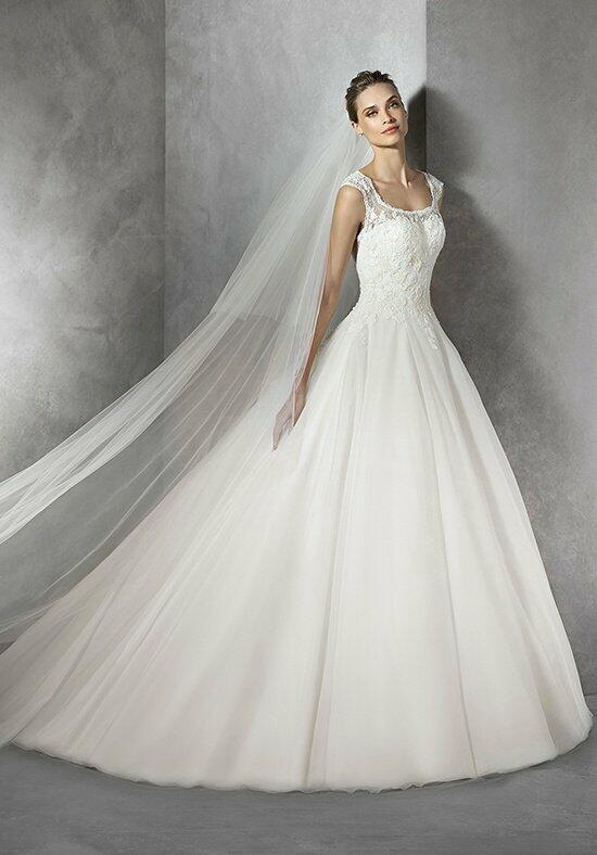 PRONOVIAS TORLA Wedding Dress photo