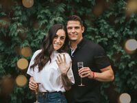 jordyn wieber engaged wedding