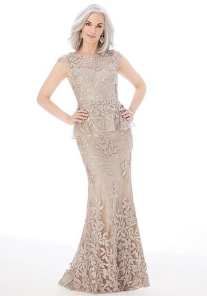 MGNY 72230 Gray,Silver Mother Of The Bride Dress
