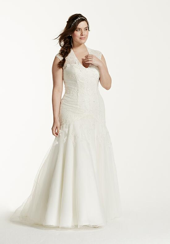 Melissa Sweet for David's Bridal Melissa Sweet Style MS251005W Wedding Dress photo