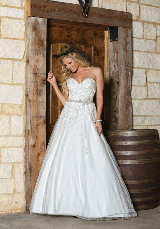 DaVinci Bridal 50315 Wedding Dress photo