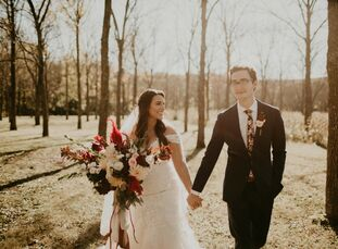 For Sophia Tolentino (23 and a mentor support specialist) and Patrick Kenney (22 and a student), their castle venue was just as sentimental as it was