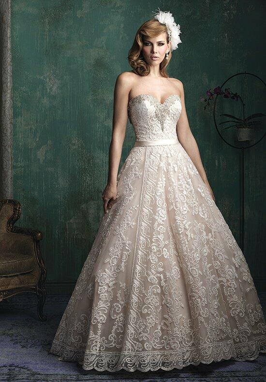 Allure Couture C349 Wedding Dress photo