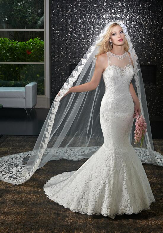 1 Wedding by Mary's Bridal 6424 Wedding Dress photo