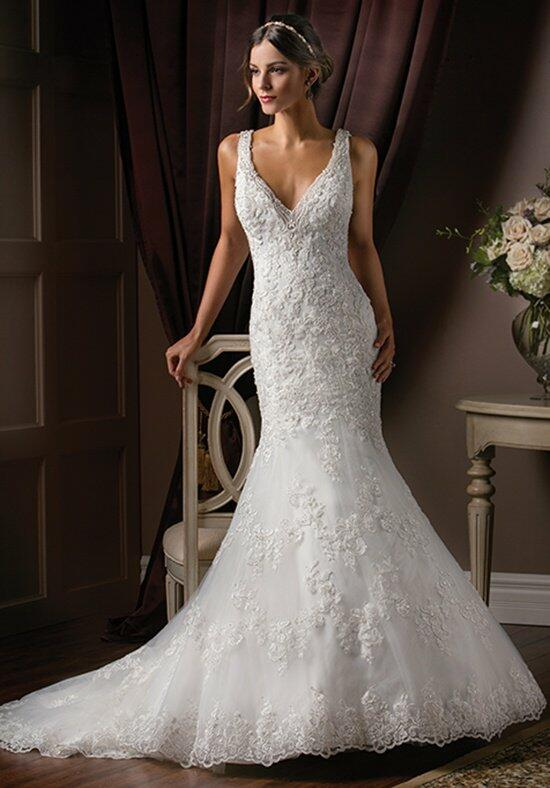 Jasmine Couture T172006 Wedding Dress photo