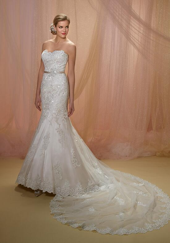 1 Wedding by Mary's Bridal 6468 Wedding Dress photo