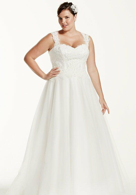 David's Bridal David's Bridal Woman Style 9WG3671 Wedding Dress photo