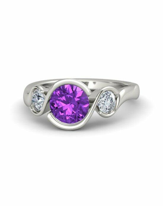 Gemvara - Customized Engagement Rings Hurricane Ring Engagement Ring photo