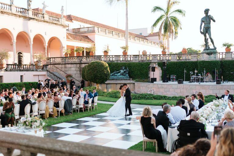 caila quinn wedding first dance