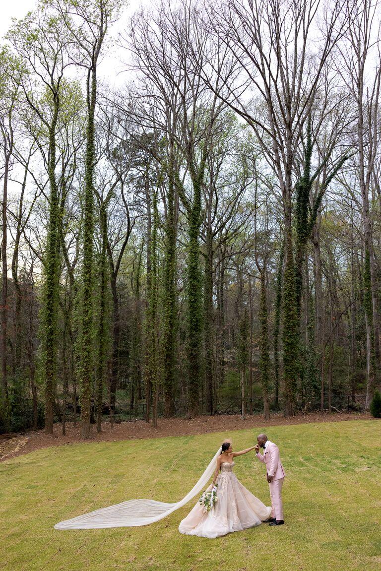 jeannie and jeezy share fairytale backyard moment