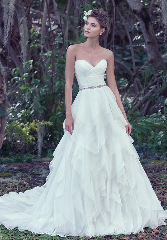 Maggie Sottero Auburn Wedding Dress photo