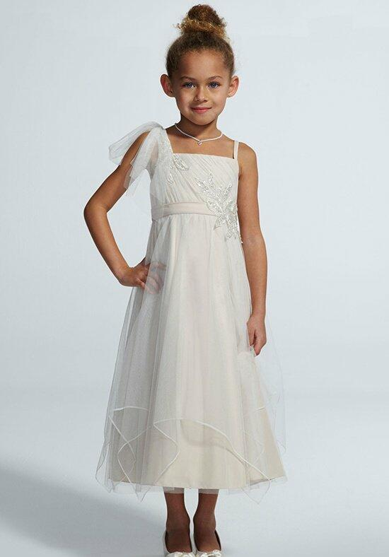 David's Bridal Juniors FG579 Flower Girl Dress photo