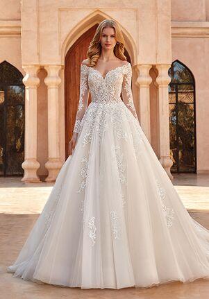 Demetrios 1093 Ball Gown Wedding Dress