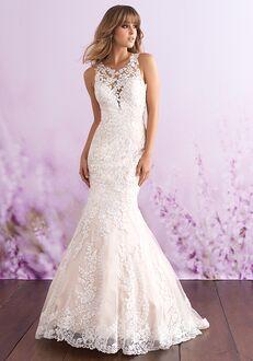 Allure Romance 3115 Mermaid Wedding Dress