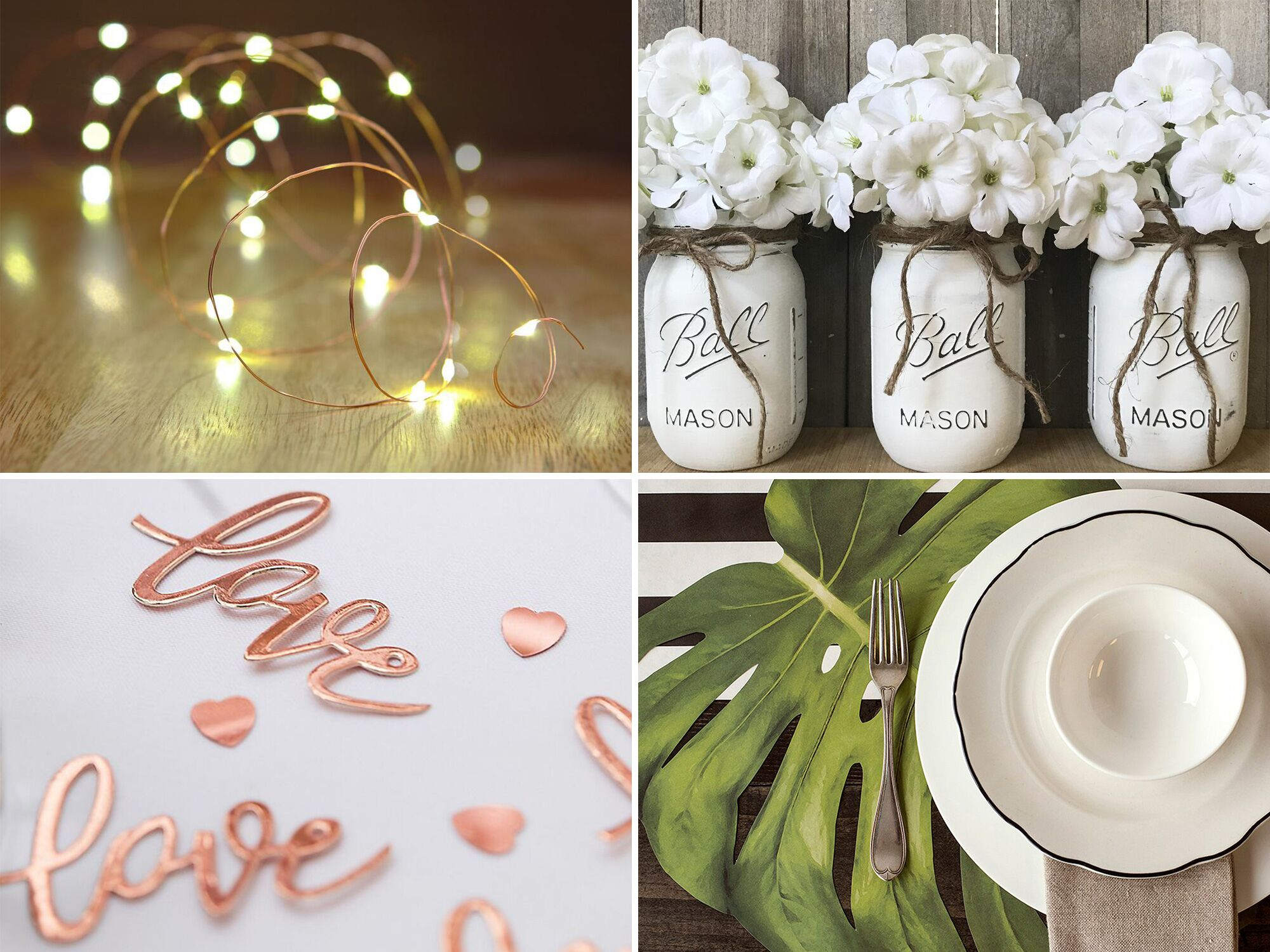 35 Affordable Wedding Decoration Ideas That Don T Look Cheap