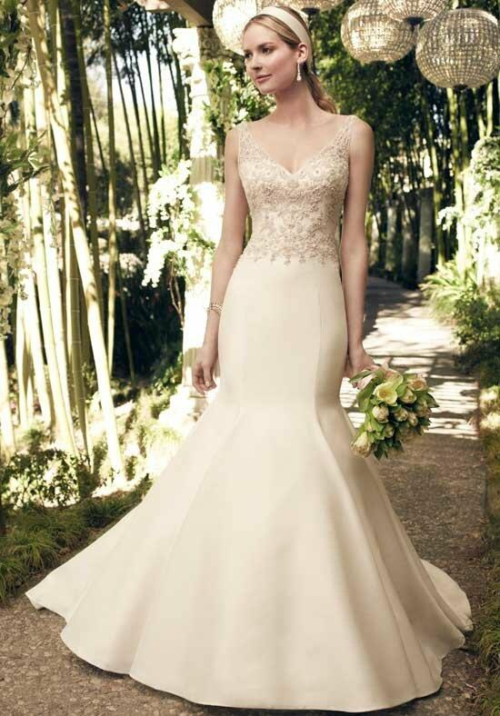 Casablanca Bridal 2175 Wedding Dress photo