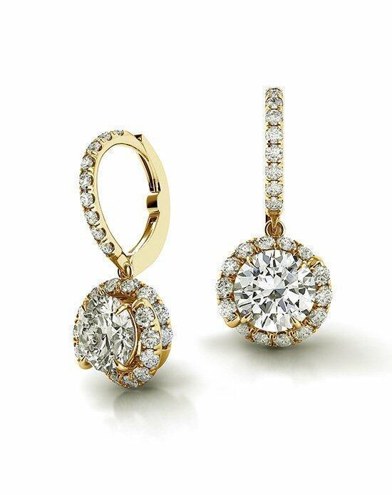 Danhov Fine Jewelry Abbraccio Fine Jewelry-AH101Y Wedding Earrings photo