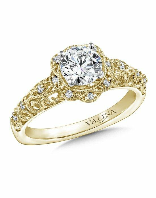 Valina R9813Y Engagement Ring photo