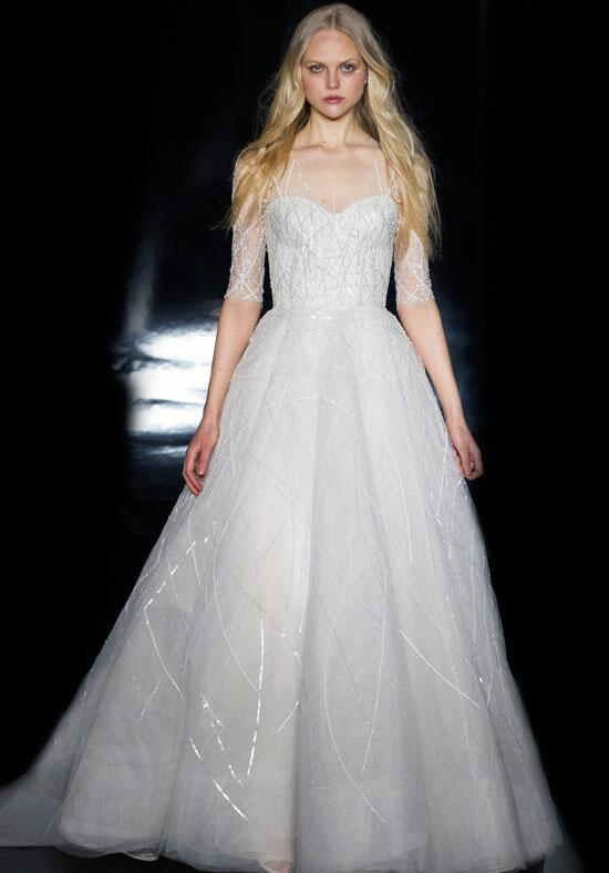 Reem Acra Elisabetta Wedding Dress photo