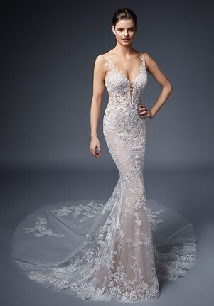 ÉLYSÉE AIRELLES Mermaid Wedding Dress