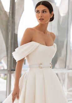 PRONOVIAS LYNN Ball Gown Wedding Dress