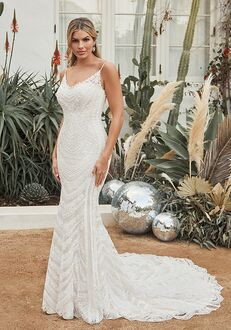 Beloved by Casablanca Bridal BL344 Hayden Mermaid Wedding Dress