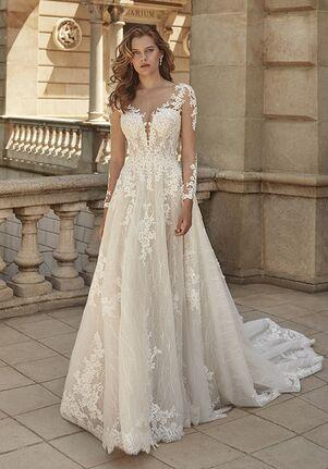 Demetrios 1147 A-Line Wedding Dress