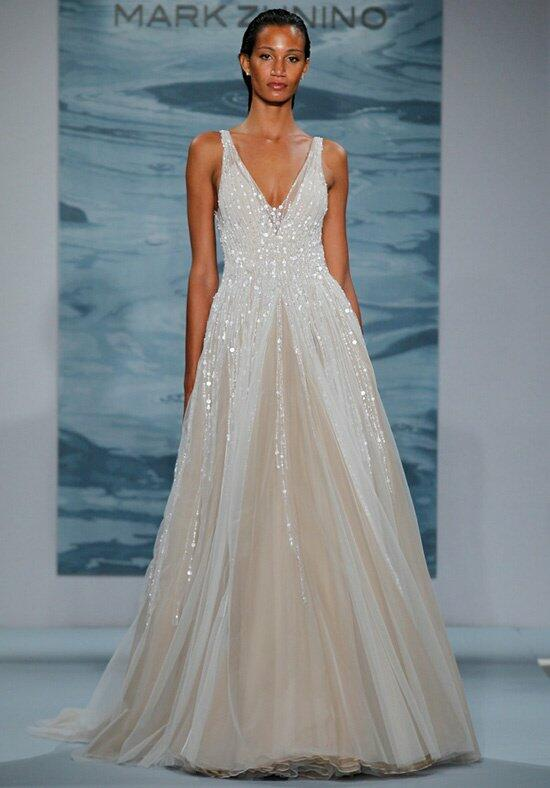 Mark Zunino for Kleinfeld 132 Wedding Dress photo