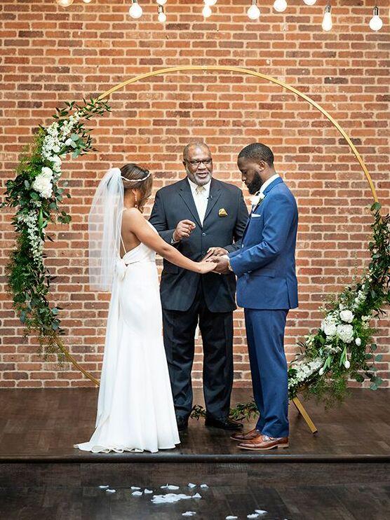 North Texas wedding venue in Denton, Texas.