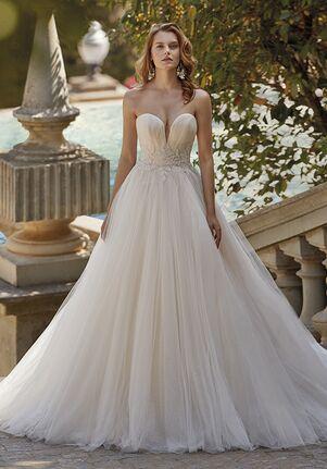 Demetrios 1139 Ball Gown Wedding Dress