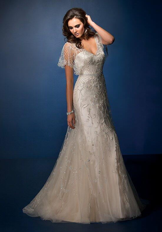 Jasmine Couture T162067 Wedding Dress photo