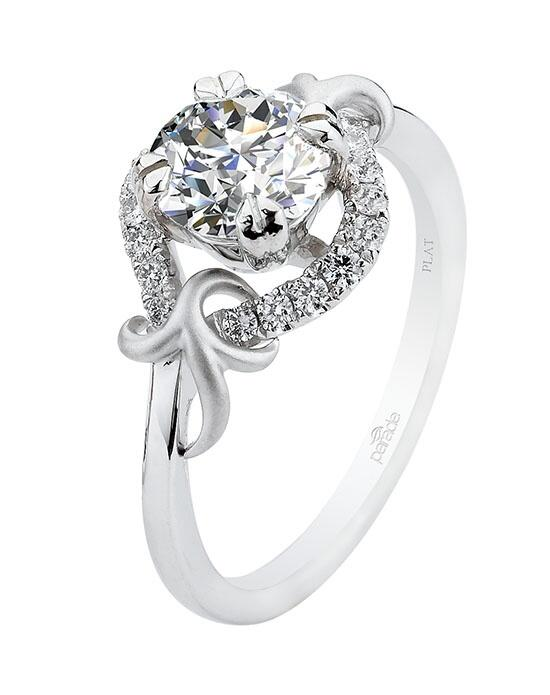 Parade Design Style R3025 from The Lyria Collection Engagement Ring photo