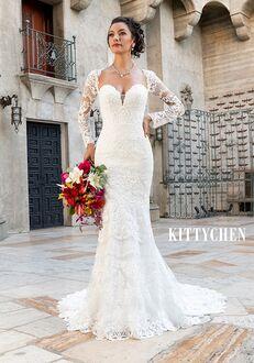 KITTYCHEN GRAZIA, H2021 Mermaid Wedding Dress